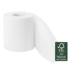 Sustainable Bamboo Tissue