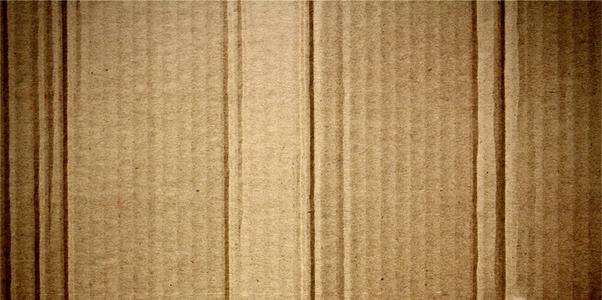 Recyclable cardboard packaging